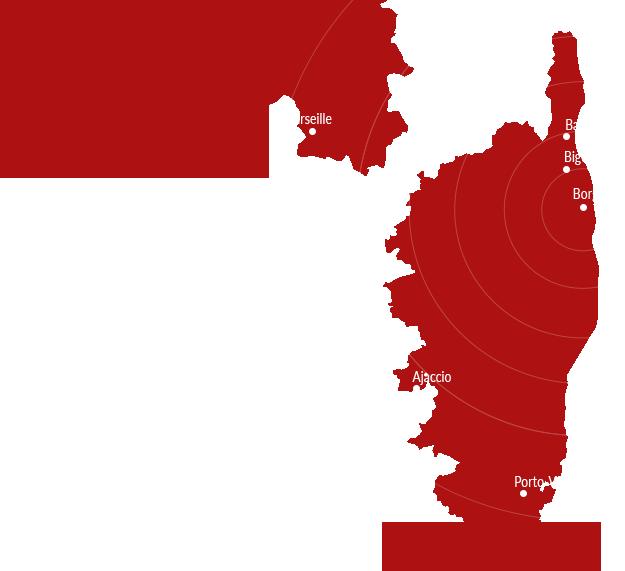 Zone d'intervention